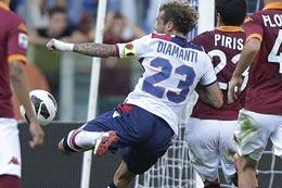 Diamanti Injury Scare