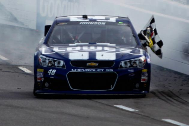 Chevrolet on Roll Following Big Weekend at Barber Motorsports Park, Martinsville