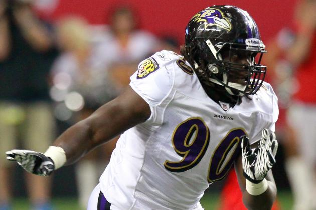 Pernell McPhee Just Wants to Dominate