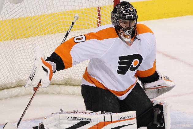 Was Ilya Bryzgalov Benched for Falling Asleep in Flyers Team Meeting?