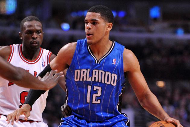 Magic PF Tobias Harris Said He Be Seeing Limited Playing Time If Not for Trade