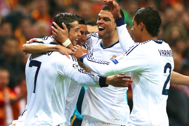 Real Madrid vs. Galatasaray: Los Blancos Still Champions League Favorites