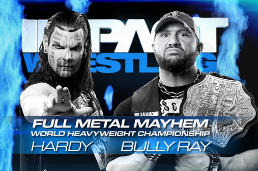 TNA Impact Wrestling Preview: Full Metal Mayhem, Tag Titles, AJ Styles and More