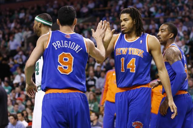 Rookies Chris Copeland and Pablo Prigioni Making Big Contributions for NY Knicks