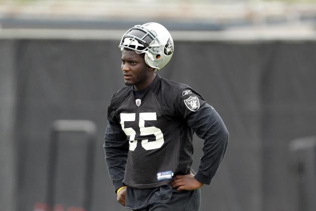 Rolando McClain on Life and His Focus to Make Things Right