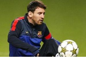 Line-Ups: Barcelona-PSG