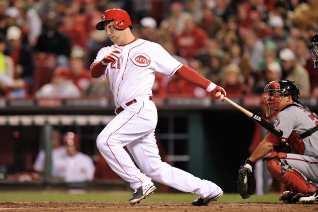 Fantasy Baseball:  Is Todd Frazier Ready to Blow Up?