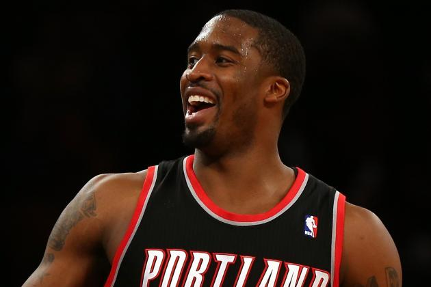 Wesley Matthews out with Ankle Injury, Nicolas Batum Remains out