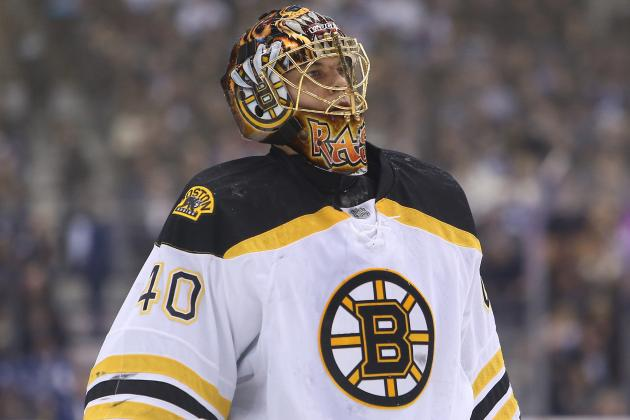 Tuukka Rask in Special Sort of Zone and Other Leftover Bruins Thoughts