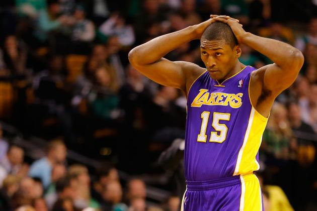 Metta World Peace Drops Super Unsanitary New Single 'Blood in My Gatorade'