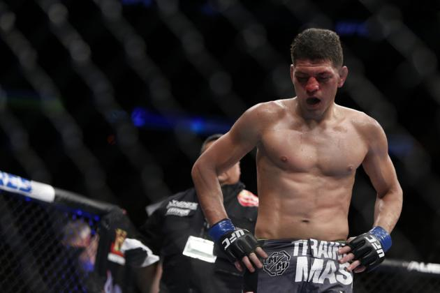 Nick Diaz: Why Cutting Ties with Cesar Gracie Might Save His UFC Career