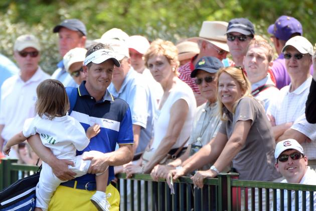 Masters 2013: What Happens If You Laugh Too Loudly at Augusta National?