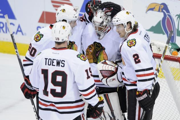 Five Reasons Blackhawks Are 4-0-1 in Last Five