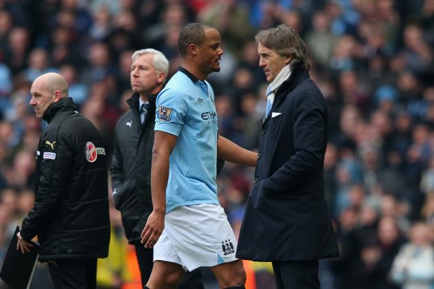 Manchester City Will Miss Vincent Kompany If He Departs