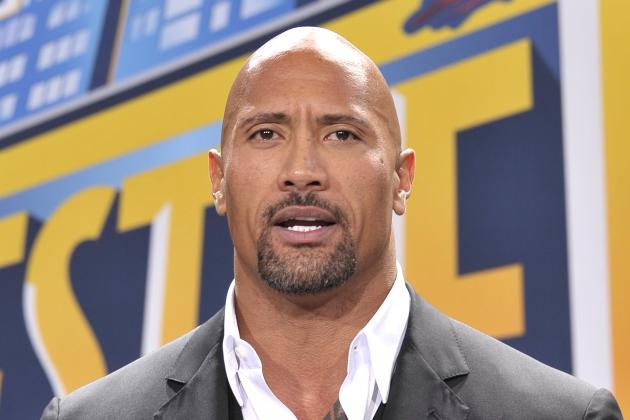 The Rock's Best Days Are Behind Him in WWE
