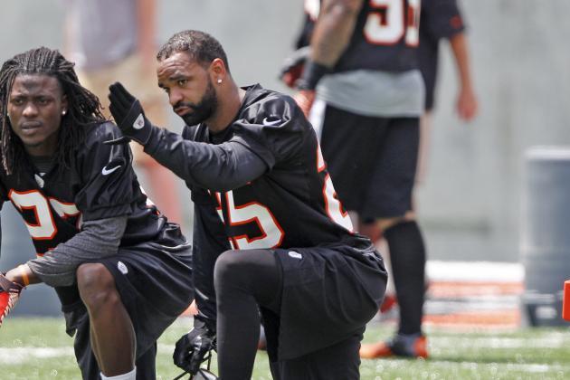 Bengals Release Jason Allen