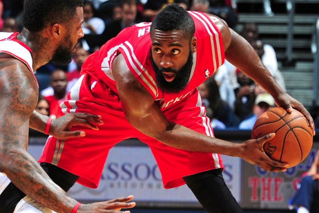 Expect James Harden to Be Ready for Playoffs' Center Stage