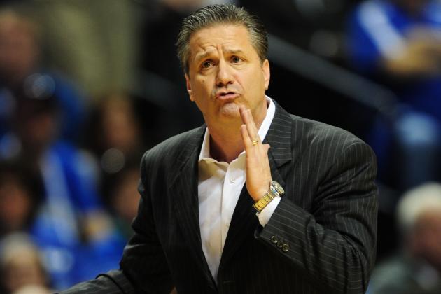 CBS Sports Has Kentucky Pre-Season #1