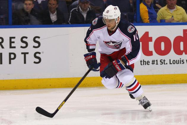 Gaborik: Jackets Will 'Leave Everything out There' for Playoffs