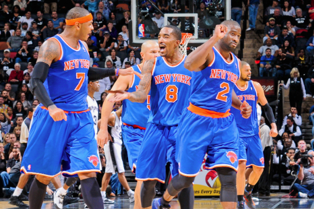 New York Knicks Have Won the Atlantic, Have Much Bigger Goals in Mind