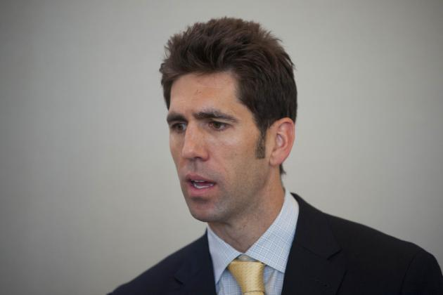Purdy: Golden State Warriors G.M. Bob Myers Keeps Eyes on Master Plan