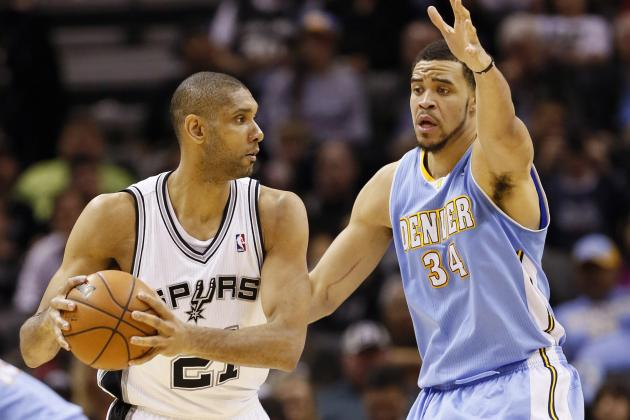 Spurs-Nuggets Preview