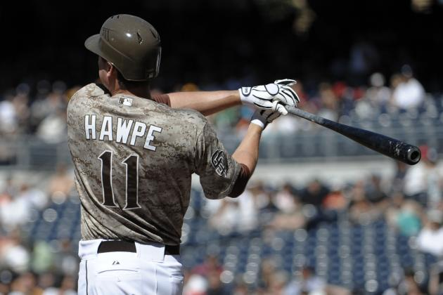 Report: Angels Sign Veteran Hawpe to Minor League Deal