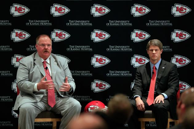 The Chiefs Vision and the 2013 Draft