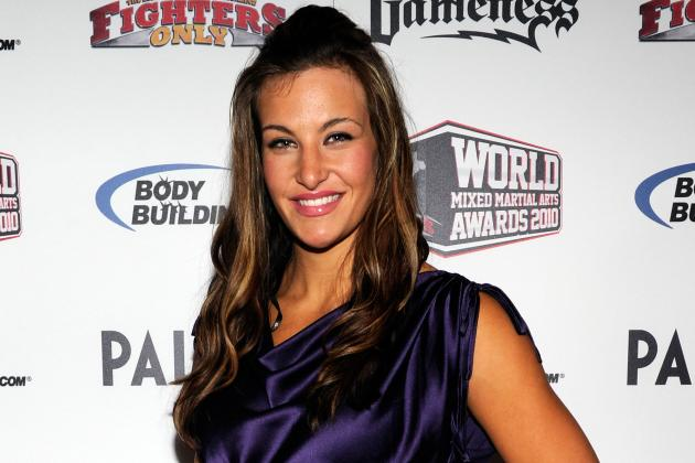 MMA's Great Debate Podcast Featuring Miesha Tate and TUF Finalist Uriah Hall