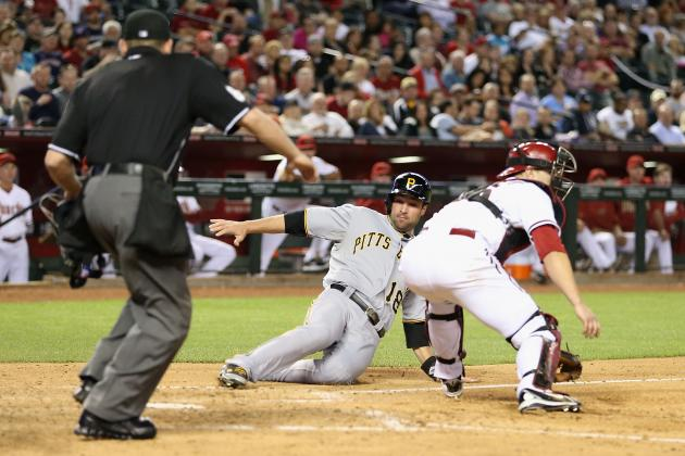 ESPN GameCast: Pirates vs. Diamondbacks