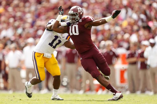 2013 NFL Draft: Interview with Texas A&M Linebacker Sean Porter