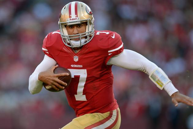 Kaepernick Working to Improve Speed This Offseason