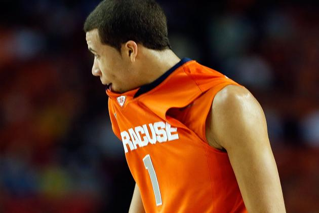 Michael Carter-Williams Leaving Syracuse for NBA