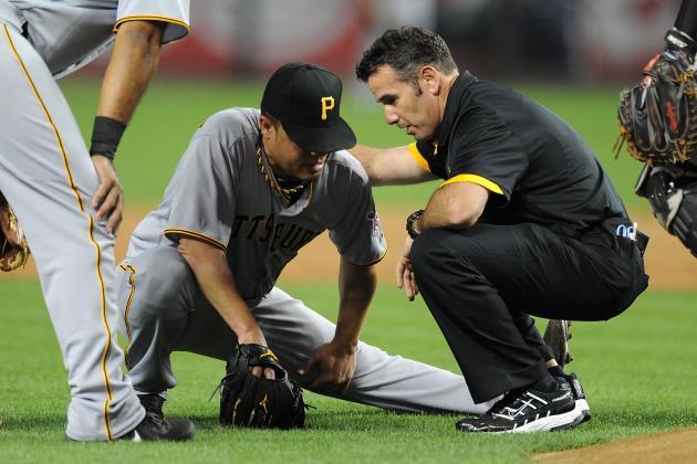 Wandy Rodriguez Has Hamstring Strain