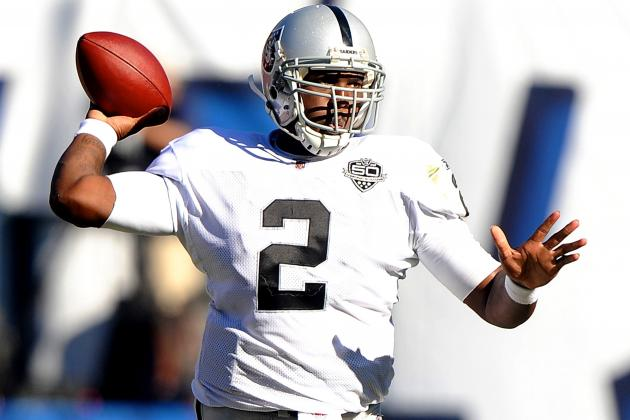 JaMarcus Russell Interest Starting to Heat Up Despite Lack of Pro Day