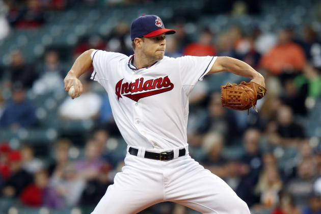 Indians Call Up RHP Kluber to Face Yankees