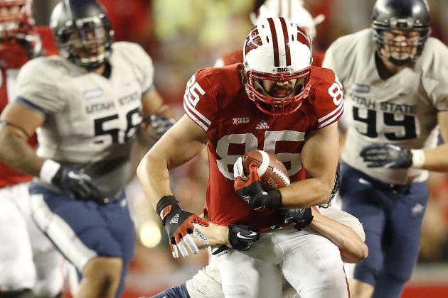 Badgers to Run Spread with Three Tight Ends?