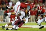 Alabama Starting LB DePriest Breaks Foot