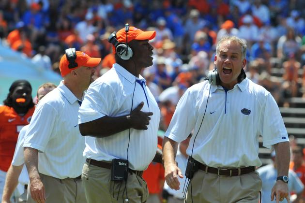 Florida Defensive Line Coach Bryant Young Resigns