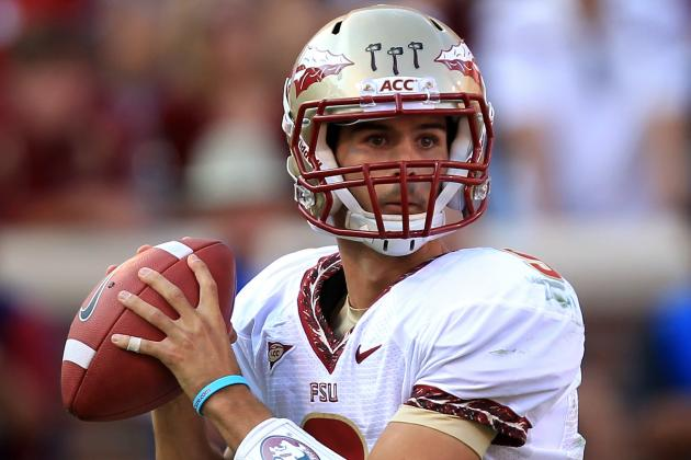 Trickett Looking to Emerge as FSU's Quarterback