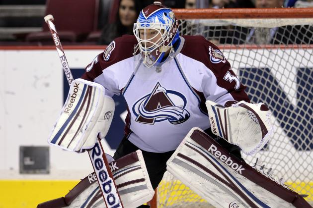 J.S. Giguere Not Backing Off Angry Rant on Avalanche Teammates