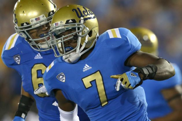Ex-Bruin Tevin McDonald Headed to Eastern Washington