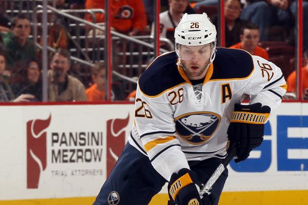 Sabres Vanek Claims He Did Not Rush Back