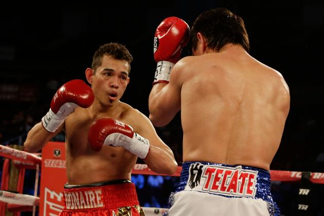 Nonito Donaire vs. Guillermo Rigondeaux: Fight Time, Live Stream, TV Info, More