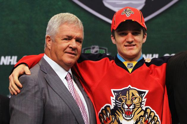 Panthers Prospects Rushing to Success