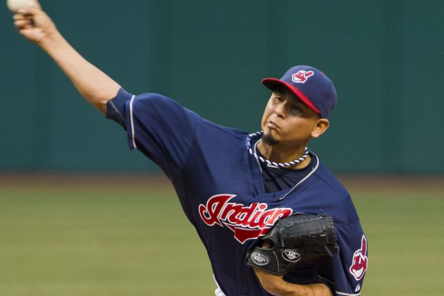 Indians Send Carlos Carrasco to Triple-A