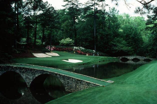 Masters 2013: Tradition Is Always the Winner at Augusta National