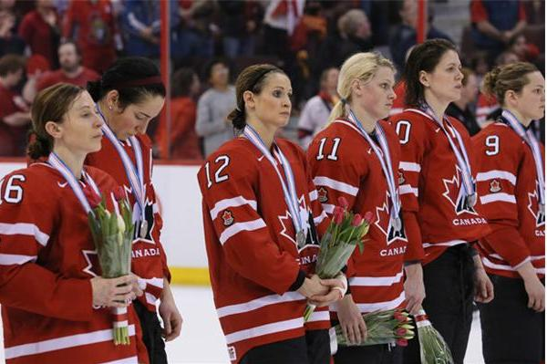 Heartbreak on Home Soil for Dejected Canadians as US Wins Gold