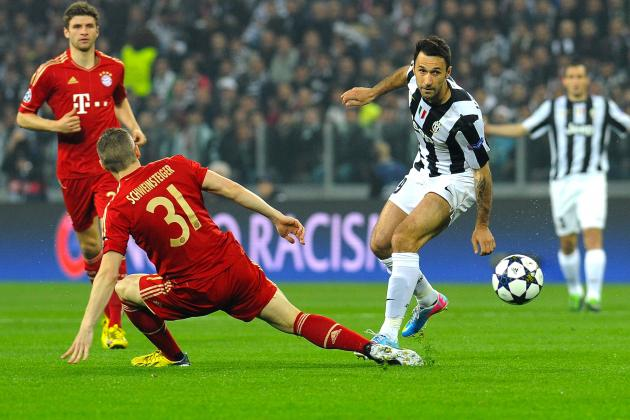 Juventus 0-2 Bayern Munich: Live Score, Highlights, Recap