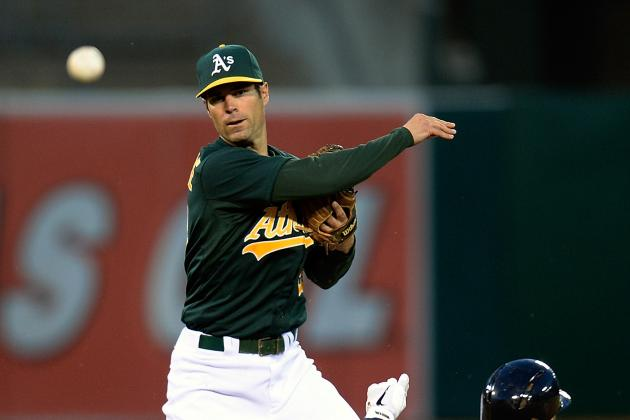 Sizemore to DL, A's Recall Parrino, as Expected